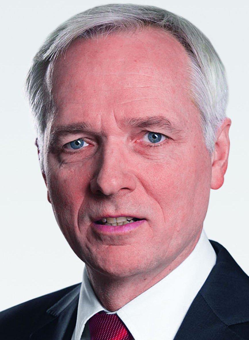 Dr. Roland Lappin, Hamburger Hafen und Logistik AG (HHLA)