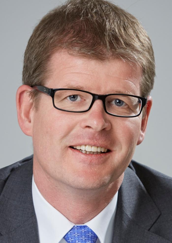 Olaf Klinger, Symrise AG