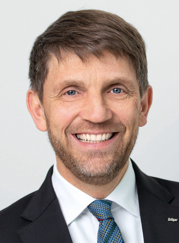 Gert-Hartwig Lescow, Drägerwerk AG & Co. KGaA