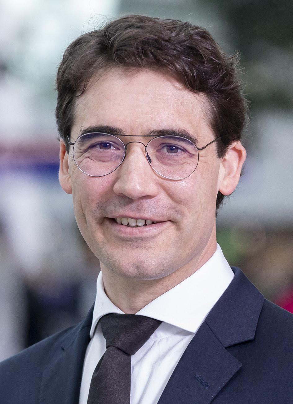 Lars Mosdorf, Flughafen Düsseldorf GmbH