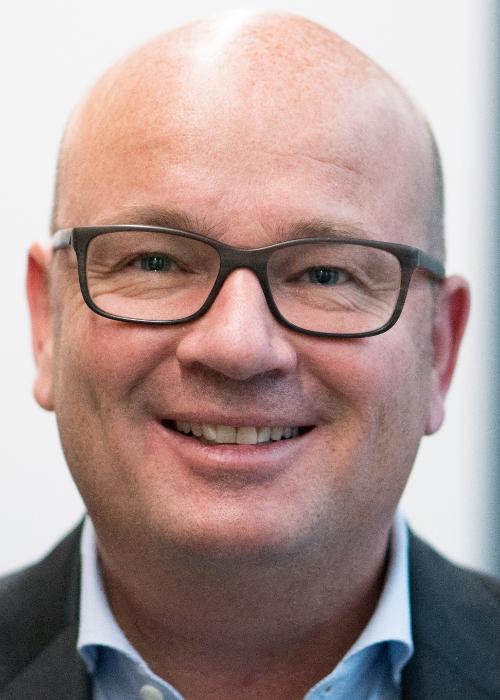 Dr. Jochen Schmitz, Siemens Healthineers AG