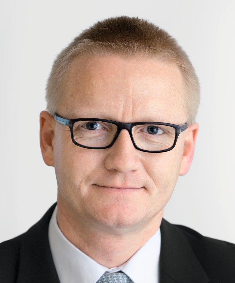 Bernd Hirsch, COFRA Holding AG