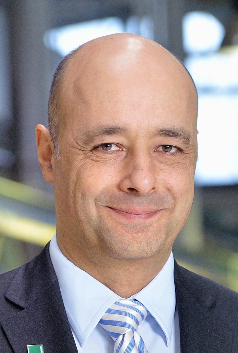 Frank B. Jehle, Benteler International AG