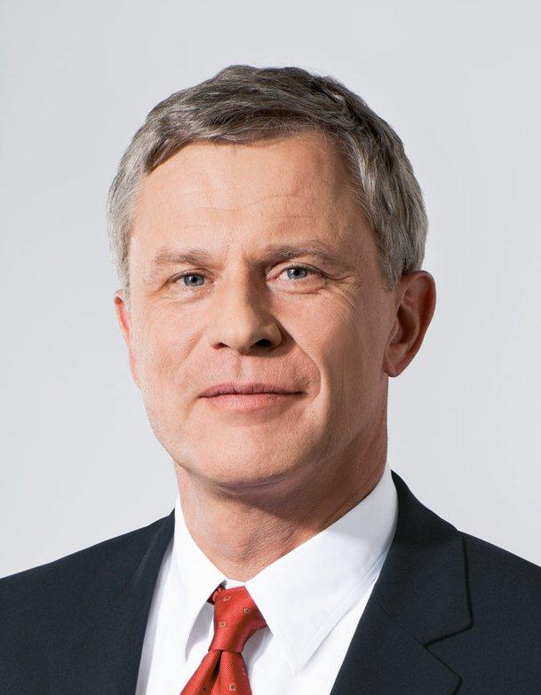 Dr. Joachim Rauhut, Wacker Chemie AG