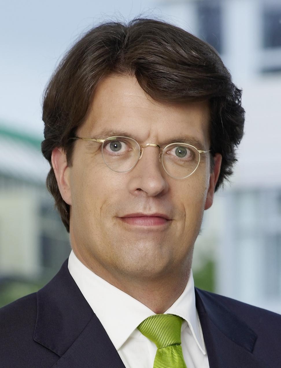Klaus Rosenfeld, Schaeffler AG