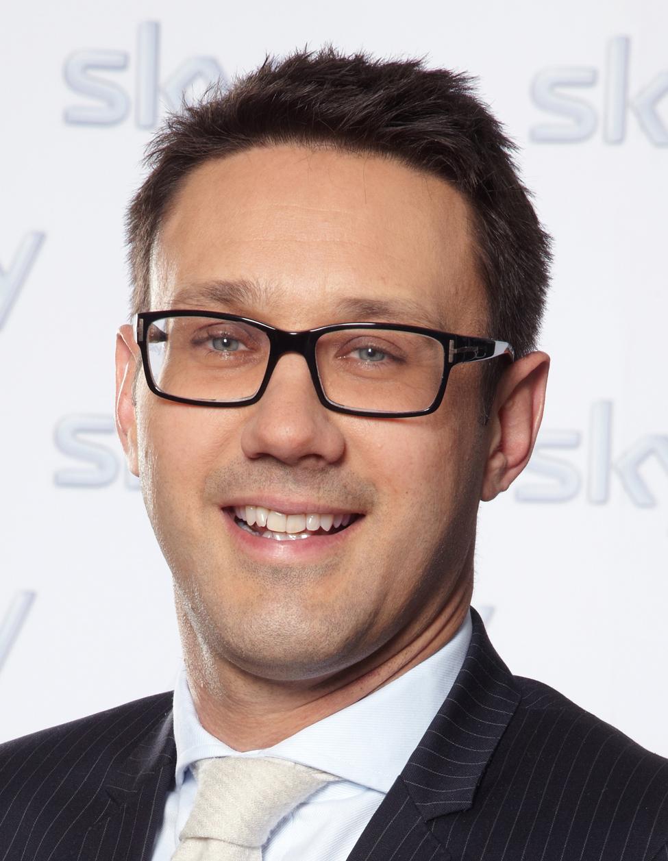 Steven Tomsic, Sky Deutschland AG