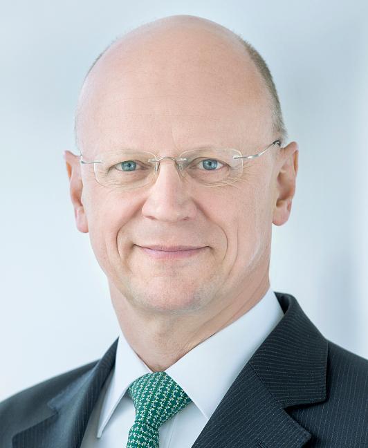 Dr. Ralf P. Thomas, Siemens AG