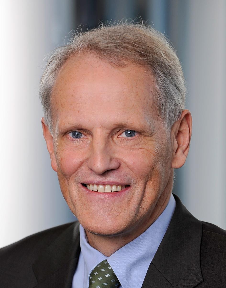 Dr. Ulrich Schmidt, Beiersdorf AG