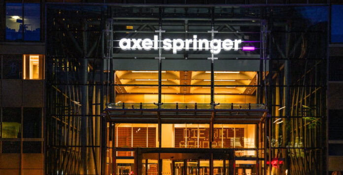 Das Verlagshaus Axel Springer holt sich den Finanzinvestor KKR ins Boot. Die Amerikaner sollen die Berliner bei ihrer Wachstumsstrategie unterstützen.