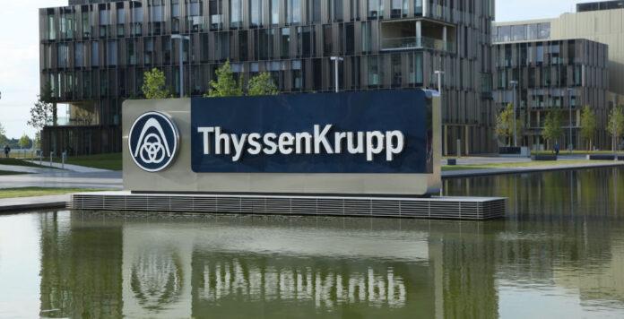ThyssenKrupp: Die Netto-Finanzschulden der Essener explodieren.