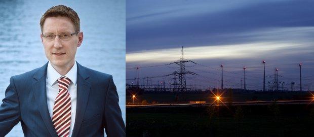 5 Milliarden, Nix dahinter: 50-Hertz-CFO Marco Nix will in den kommenden zehn Jahren 5,4 Milliarden Euro investieren.