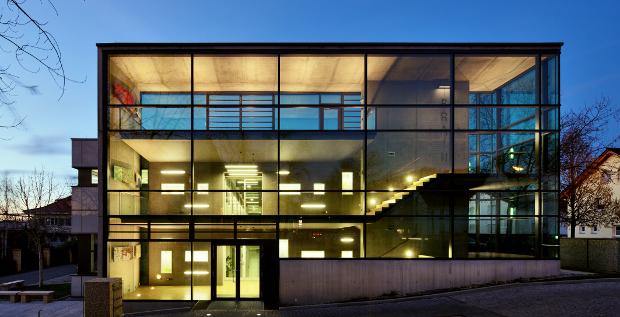 Firmenzentrale der Brain AG in Zwingenberg: Die Biotechfirma will den ersten IPO 2016 hinlegen.