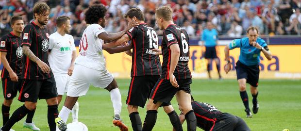 Eintracht Frankfurt will nach oben. Aber die Ambitionen stehen finanziell auf einem anfälligen Grund.