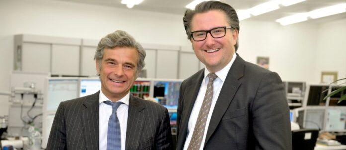 Wollen gemeinsam im deutschen Firmenkundengeschäft angreifen: Philippe Oddo und René Parmantier.