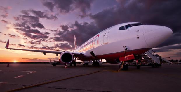 Für die insolvente Air Berlin gibt es womöglich gute Nachrichten.