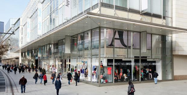 Frankfurter Filiale von Appelrath-Cüpper: Der Eigentümerwechsel von Advent zu OpCapita war einer der prominentesten Mid-Market-Buy-outs 2016.