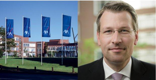 Nils Kaschner ist der neue Finanzchef von Axa Deutschland.