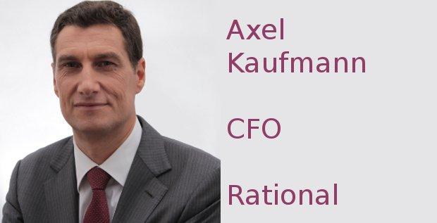 Axel Kaufmann, CFO des Großküchenausrüsters Rational, verrät im FINANCE-Fragebogen seine Vorlieben.