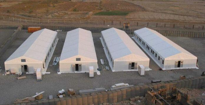 Zelte und deren Verleih sind das Geschäft von Losberger de Boer.