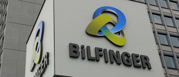 Die Bilfinger Zentrale in Mannheim: Das Unternehmen platzierte seine Debütanleihe über 500 Millionen Euro am Kapitalmarkt.