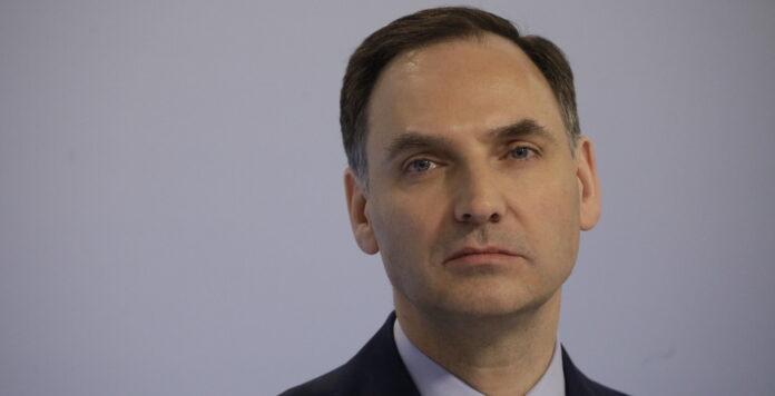 Sein Vertrag wurde nun um drei Jahre verlängert: Deutsche-Bank-CFO James von Moltke.