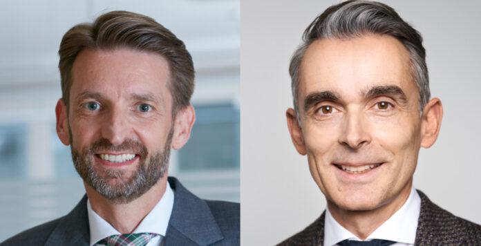 Nach eineinhalb Jahren wird Exyte-CFO Wolfgang Homey (links) bei den Stuttgartern aufhören. Mit Beat Fellmann hat der Anlagenbauer aber einen Nachfolger direkt zur Hand.