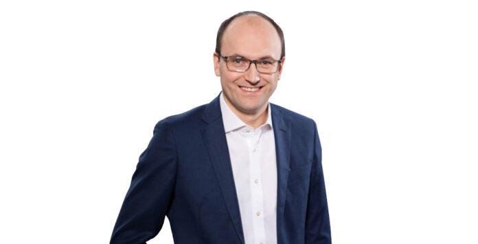 Verantwortet seit April das Finanzressort von Media Saturn Deutschland: Daniel Bossert