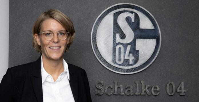 Tritt bei Schalke 04 die Nachfolge von Peter Peters an: Christina Rühl-Hamers