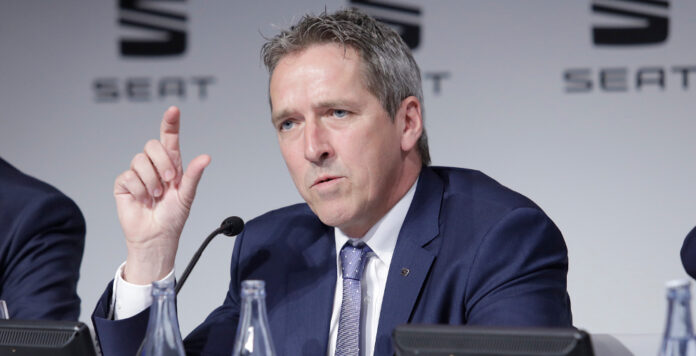 CFO Holger Kintscher wechselt von Seat zu VW Nutzfahrzeuge.