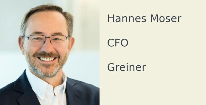 Ein bekennender Morgenmuffel mit Vorliebe für Wintersport: Hannes Moser, CFO des Familienunternehmens Greiner, beantwortet den FINANCE-Fragebogen.