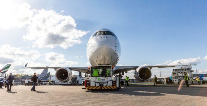 Neues Flottenflaggschiff Airbus A350: Der Flugzeugbauer verliert seinen CFO Harald Wilhelm, seit zehn Jahren die prägende Figur seines Finanzbereichs.