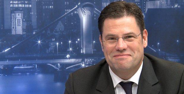 Geht nach vier erfolgreichen Jahren bei Grenke von Bord: Finanzchef Jörg Eicker