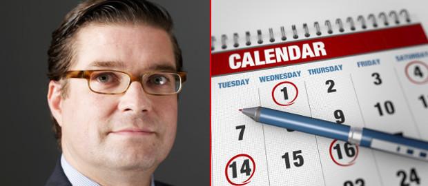 Was bringt der September? Roland Mauss, CFO bei KMR Stainless, berichtet über seine Pläne.