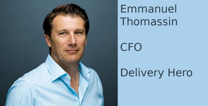 Ein Finanzchef, der auch mal rund um die Uhr im Einsatz ist: Emmanuel Thomassin, CFO von Delivery Hero, beantwortet den FINANCE-Fragebogen.