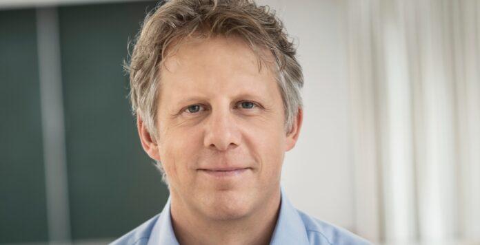 Sierk Poetting war sieben Jahre lang CFO bei Biontech, jetzt wird er COO.