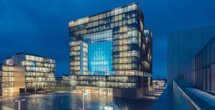 """Nichts mehr als ein """"Wasserkopf""""? Cevian-Chef Lars Förberg reitet eine schwere Attacke gegen die Führung von ThyssenKrupp."""