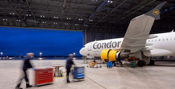 Kann mit weitreichenden Staatshilfen am Leben erhalten werden: Condor
