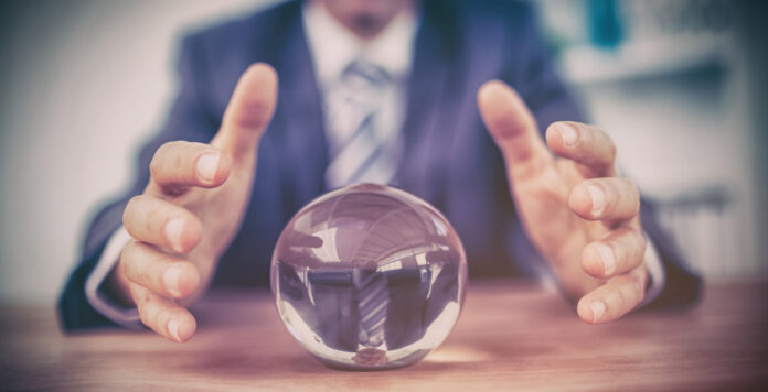 Beim Blick in die Glaskugel sehen CFOs oft nur einen Zahlennebel: Wie weit sind Predictive Analytics für Corporate Finance wirklich?