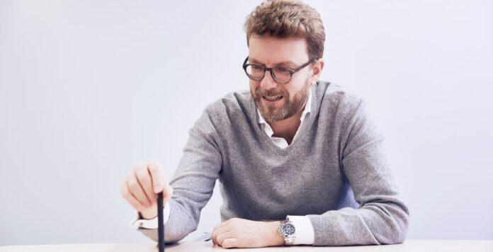 Machine Learning, Factoring und ein Schulterschluss mit Banken: Darum will Creditshelf-Gründer Tim Thabe das Fintech an der Börse platzieren.