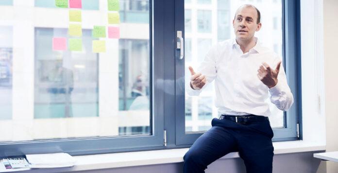 Creditshelf-Gründer Daniel Bartsch sieht Ansätze für Kooperationen zwischen Bank und Fintech.