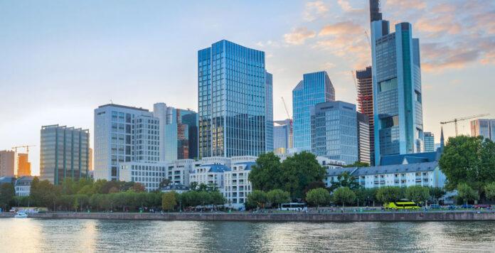Das neue Maintor-Quartier in Frankfurt, Prestigeprojekt von DIC Asset: Immobilienkonzerne wie DIC prägen inzwischen das Geschehen am Markt für Mittelstandsanleihen.