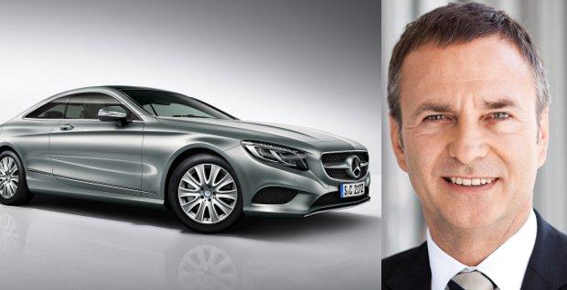 Daimler-CFO Bodo Uebber nutzt die hohen Cash-Reserven um die Pensionskassen des Autobauers aufzupolieren.