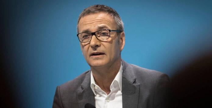 Der zukünftige Aufsichtsratschef von ThyssenKrupp? Noch-Daimler-CFO Bodo Uebber.