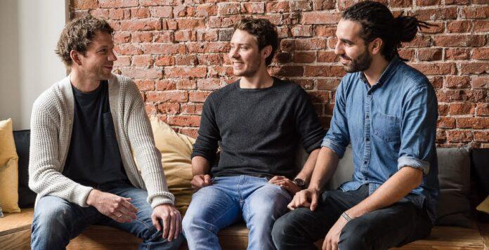 Das Management von About You um Firmenchef Tarek Müller (rechts) will den Onlinehändler an die Börse bringen.