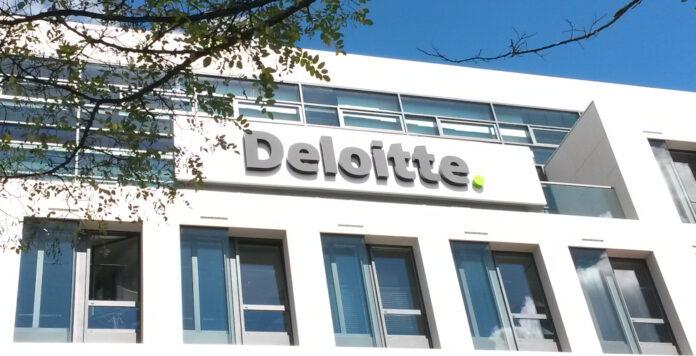 Deloitte wächst weiterhin stark, vor allem das Geschäft mit der Digitalberatung floriert.