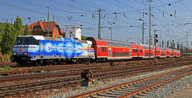 Bis zu 1 Milliarde Euro will die Deutsche Bahn in die Digitalisierung investieren. Deutsche Bahn Digital Ventures steht bis 2019 Wagniskapital von bis zu 100 Millionen Euro zur Verfügung.