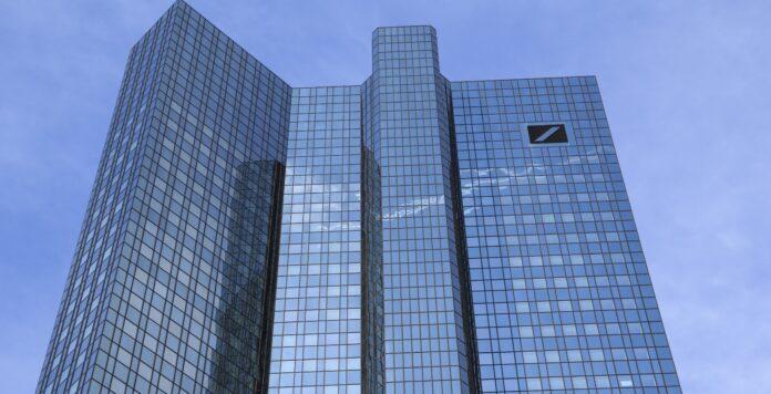 Investmentbanking im Aufwind: Die Deutsche Bank hat im ersten Quartal 2021 ordentlich zugelegt, vor allem im Investmentbanking.