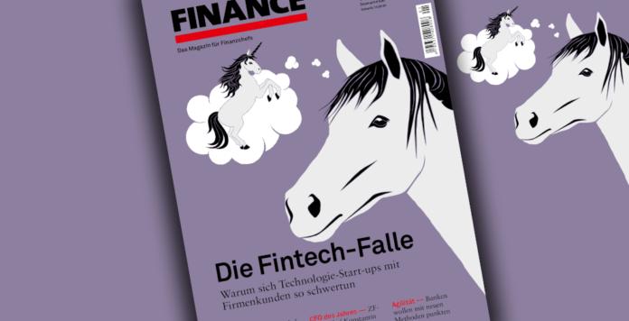 Viele Fintechs wollen sogenannte Unicorns werden. Gerade im B2B-Bereich tun sie sich schwer mit dem Anspruch.