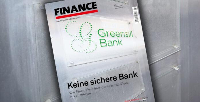 Im Fokus des neuen FINANCE-Magazins: Der Krimi um die Greensill Bank.