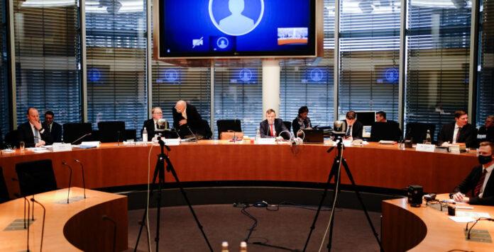 Nun sind die Banken dran: Mehrere prominente deutsche Bank-Vorstände müssen vor dem Wirecard-Ausschuss aussagen.